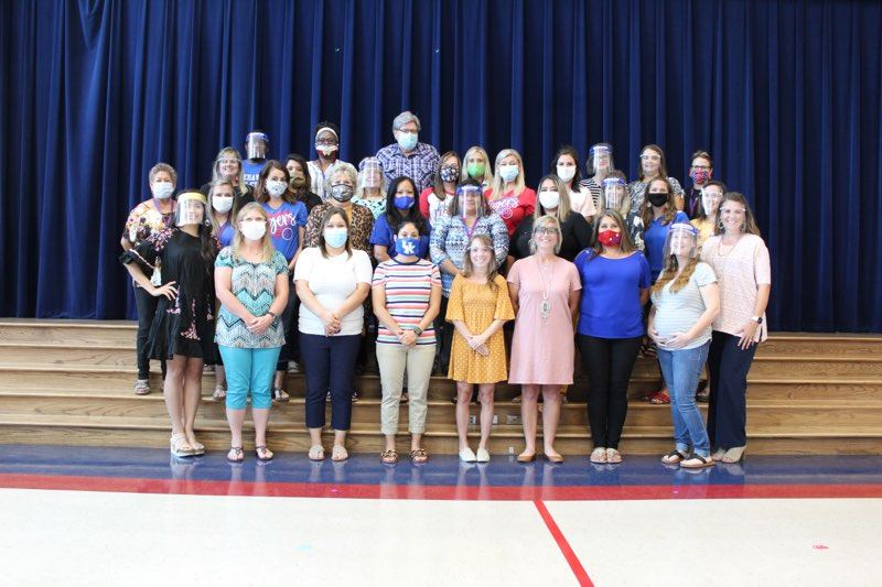 Blessing Elementary Faculty 2020-2021